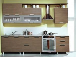 Кухонные гарнитуры естественность нынче в моде