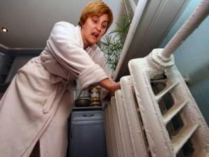 Жалобы на отсутствие в квартирах тепла