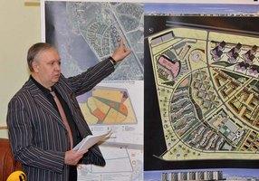 Строительство микрорайона «Славутич» начнется 28 февраля