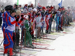 Как Смоленск готовится к «Лыжне России»