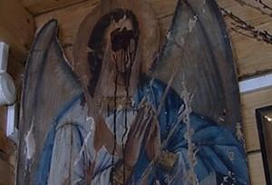 Уникальная святая икона была найдена в селе Иванов Бор
