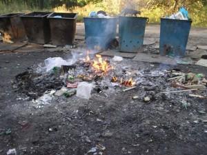 В Смоленске наблюдается рост бытовых отходов