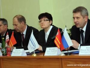 Инновации привезли в Смоленск