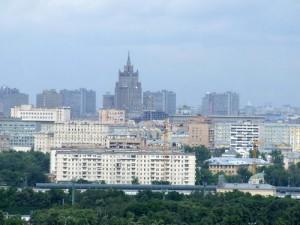Рост сделок с жильем в Москве за I квартал этого года составил 8,7%