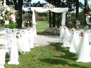 Организацию свадьбы следует тщательно продумывать