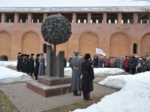 В Смоленске проходил митинг в честь Дня освобождения из лагерей малолетних узников