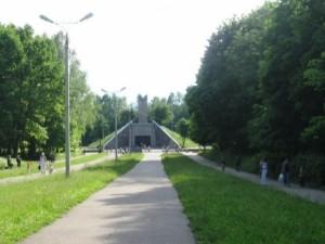 Конная полиция будет охранять порядок в Реадовском парке Смоленска все лето