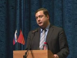 В Смоленске прошел 8-й съезд областных муниципальных образований
