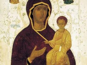 На шахте «Котинская» началось строительство часовни Смоленской иконы Божией Матери