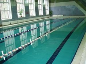 Очистка бассейна «Дельфин» будет осуществляться с помощью робота-пылесоса