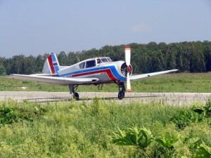 Фигуры высшего пилотажа будут показаны над аэродромом «Смоленск – Северный»
