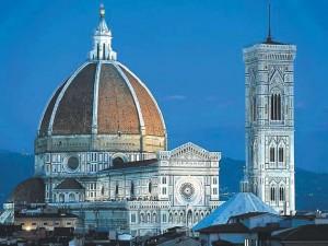 Уникальный исторический центр Флоренции