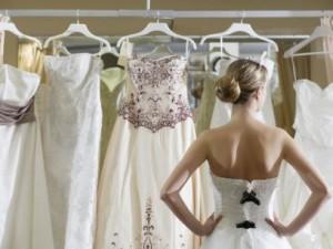 Что надо помнить при выборе свадебного платья?