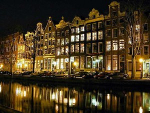 Свободолюбивый Амстердам