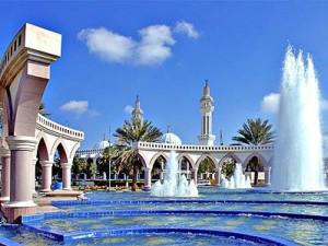 Летний семейный отдых в ОАЭ