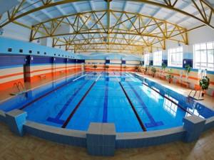 Власти решились на презентацию бассейна «Дельфин»