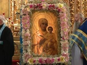 В Смоленске с размахом отметили праздник иконы «Одигитрия»