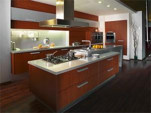 Комфорт и функциональность кухни в стиле Модерн