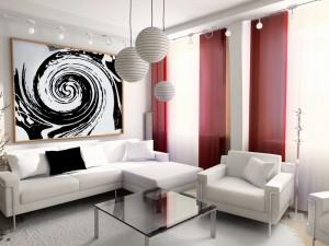 Стиль модерн в квартирном дизайне