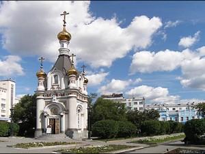Исторические объекты города Екатеринбурга можно увидеть на виртуальной карте мира на сайте Google