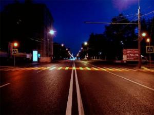 Новое оформление пешеходных переходов в городе Смоленск