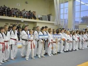 Всероссийский турнир по тэквондо прошел в Смоленске