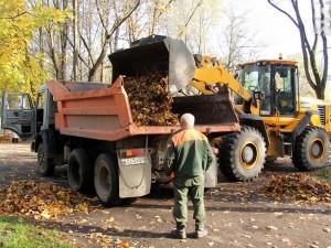 Из-за отсутствия специальной техники Смоленск не справляется с уборкой мусора