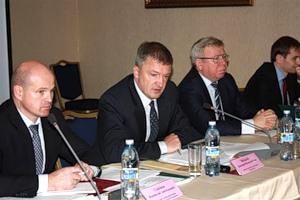 Визит в Смоленск первого заместителя начальника Центрального таможенного управления Дмитрия Шмарлина