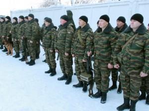Служебная командировка стражей порядка: ОМОН Смоленской области в гостях у Северного Кавказа