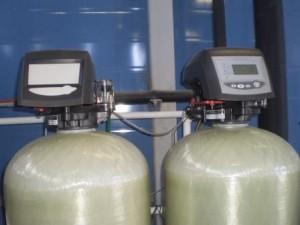 Химическая подготовка воды