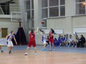 Баскетболистки из Смоленска оказались в лидерах