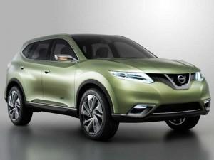 Новый Nissan x trail – хорошие качества за разумную цену