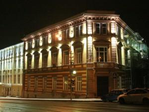 Реставрация домов-памятников к юбилею