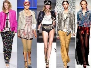 Модные куртки для женщин нового сезона-2013