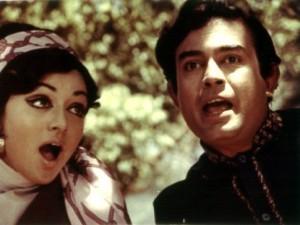 Фильм Зита и Гита по праву считается одним из шедевров Болливуда