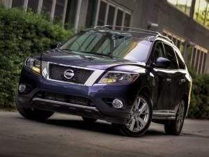 Удобство автомобиля Nissan Pathfinder