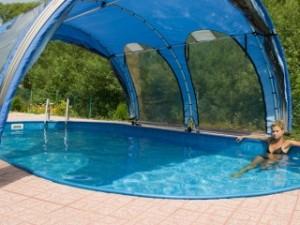 Установка и монтаж бассейнов