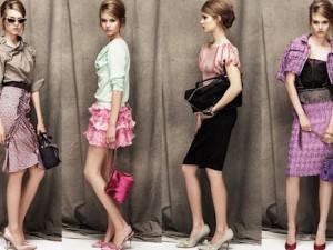 Модные тенденции лета 2014