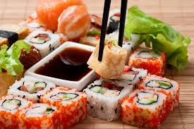 Доставка суши – кусочек Японии на вашем столе