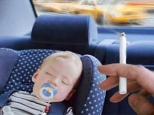 Дети курильщиков и диабет