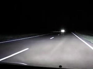 Езда в ночное время