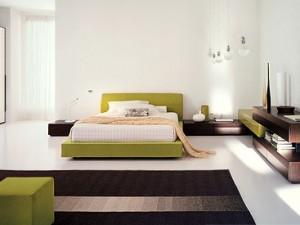 Стиль хай-тек в вашей спальне