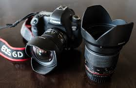 Новая полнокадровая камера Саnоn EOS 6D