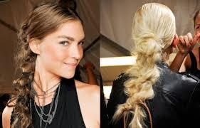 Осень 2014: четыре самых модных причёски
