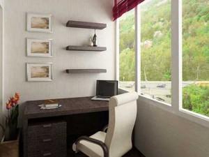 Использование балконного пространства в различных целях