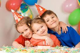 Домашний праздник: день рождения ребёнка
