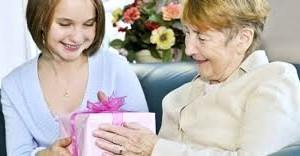 Идеи для подарка бабушке к Новому году.