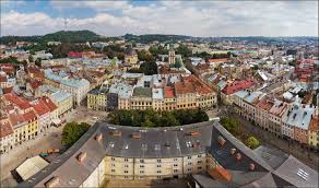 Город Львов, Украина
