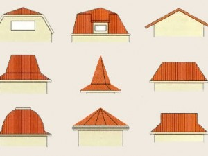 Как построить крышу. Основные виды крыш