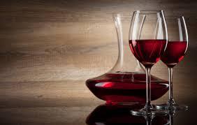 Красивые бокалы для спиртных напитков